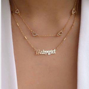 Jewelry - BAbygirl necklace set